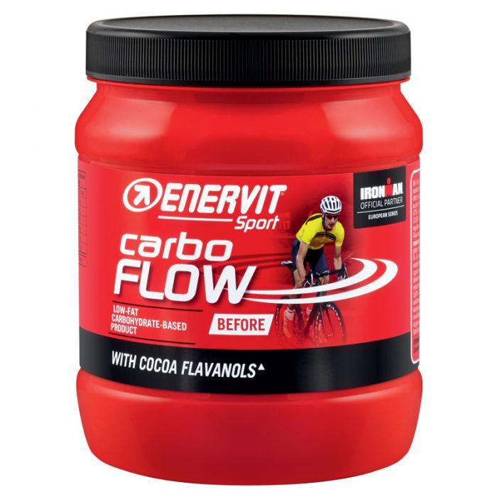 Enervit Carbo flow-energie bezprostředně před startem