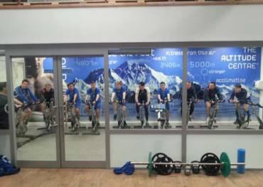 Hypoxická tréninková místnost
