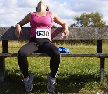 Sportovní výživa po závodě
