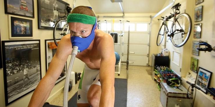 Hypoxico-domácí trénink na posílení imunity