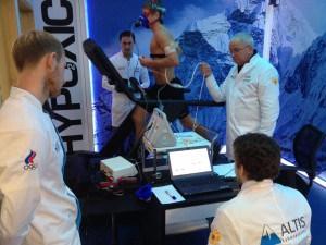 Hypoxico-známí sportovci a univerzitní hypoxické projekty