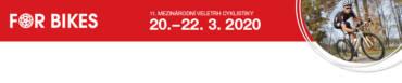 Hisport a N1sport se chystají na jarní veletrh For bikes v Praze-Letňanech